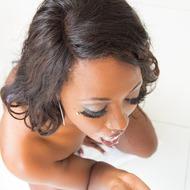 Ebony Beauty Skyler Nicole Sucking A Cock-14