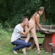 Sex Deep In The Woods Featuring Renata Fox-06