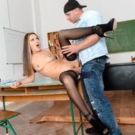 Dominica Fox Having Anal Sex In The Classroom-06
