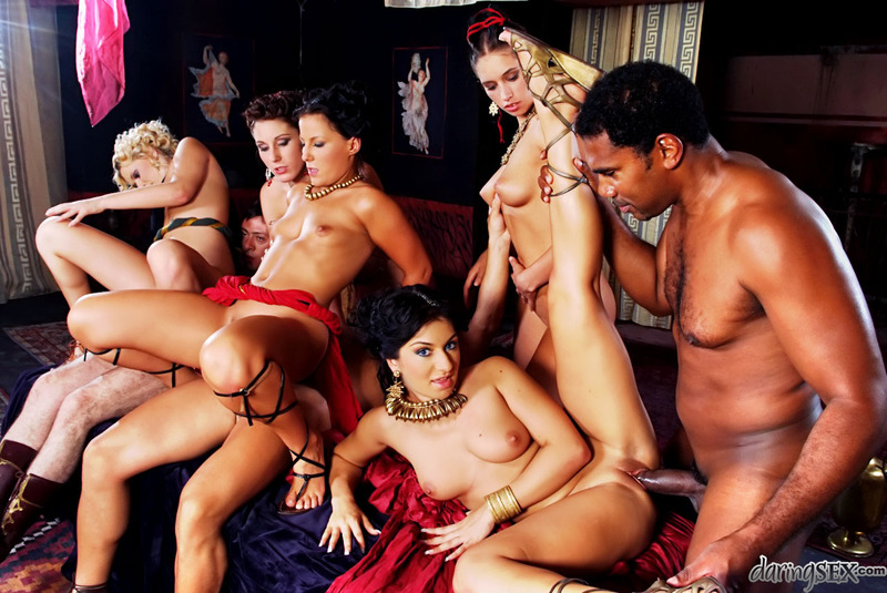 фильм секс секта