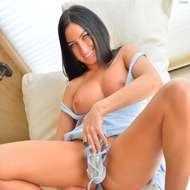 Busty Cecilia Gets Naughty-06