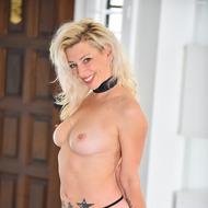 Busty Blonde Secretary-08