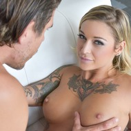 Tattooed Slut Kleio Valentien Loves Anal Sex-00