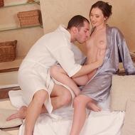 Hardcore sex in the spa-02