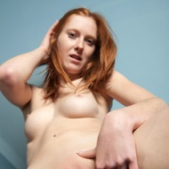 Linda Sweet Rubbing Her Pussy-10