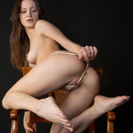Naked Teen Exposed Her Really Hot Ass-14