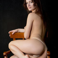 Naked Teen Exposed Her Really Hot Ass-15