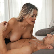 Busty Babe Vittoria Dolce Takes A Nasty Ride-10