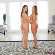 Lana Rhoades And Adriana Chechik In Foursome Action-06