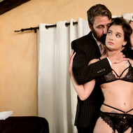 Gia Paige Is Fucking In Stockings-05