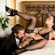 Gia Paige Is Fucking In Stockings-08
