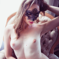 Sexy Girl In A Mask-04