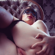 Sexy Girl In A Mask-06