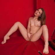 Hot Brunette Mistress-08