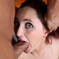 Hardcore deep throat photoset-12