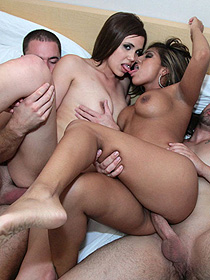 Groupsex Orgy In The College Room