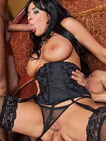 Anissa Kate In Double Pleasure