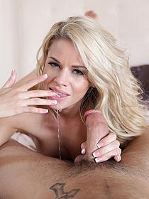 Jessa Rhodes Got Cum