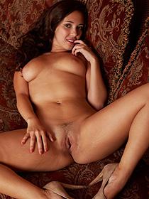 Sexy Jenna Spreads