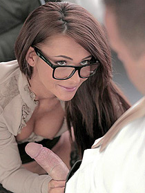 Alexis Brill Having Sex In The Office