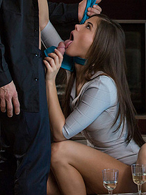 Caprice On A Sex Party
