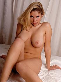 Busty Blonde Valerie