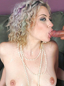 Curly Babe Gets Fucked