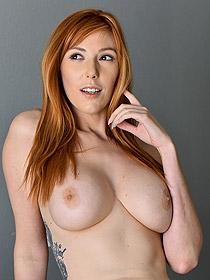Naughty Redhead Lauren