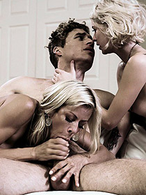 Wild Threesome Pleasure