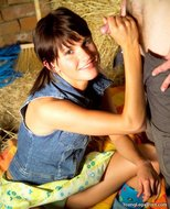 Horny country girl-00