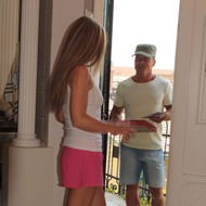 Angel Snow Gets Fucked By A Pizza Delivery Guy-00